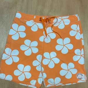 Toes on the Nose board Shorts size 36